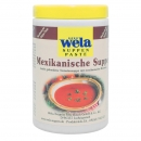 Mexikanische Suppe / Paste